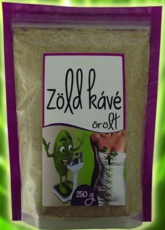 Drvena zelena kava 250g